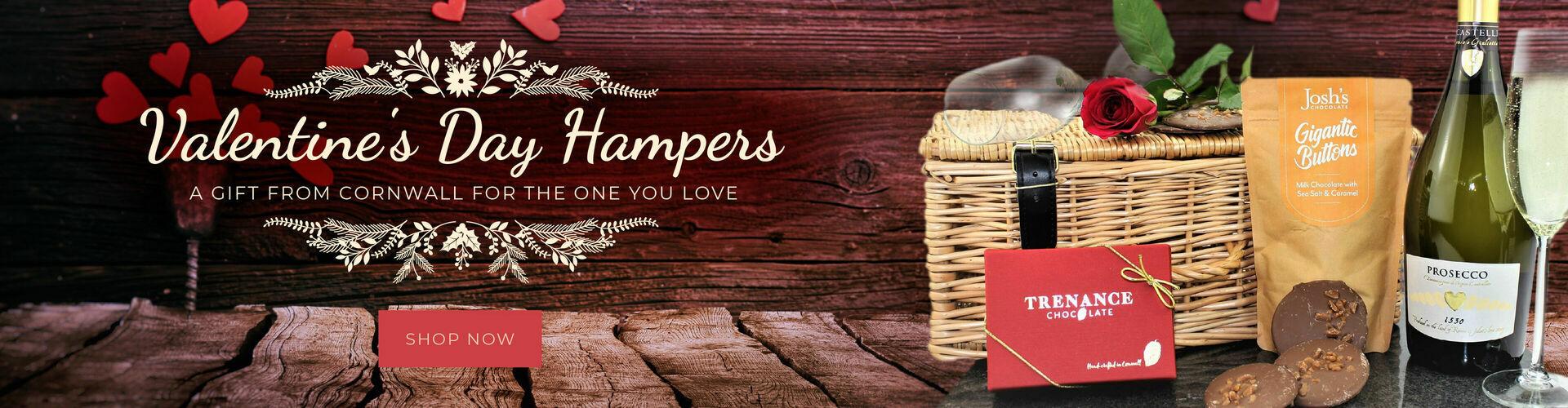 Valentine\'s Day Hampers