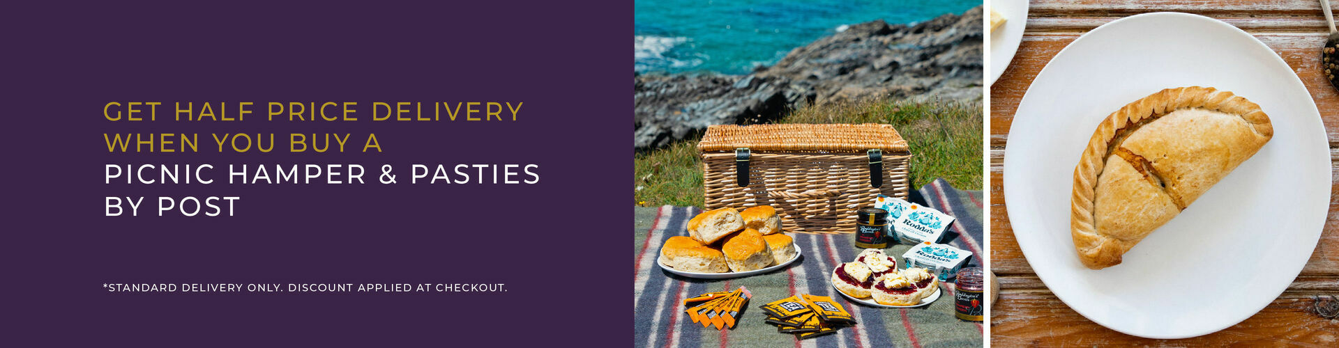 Picnic / Pasties Offer