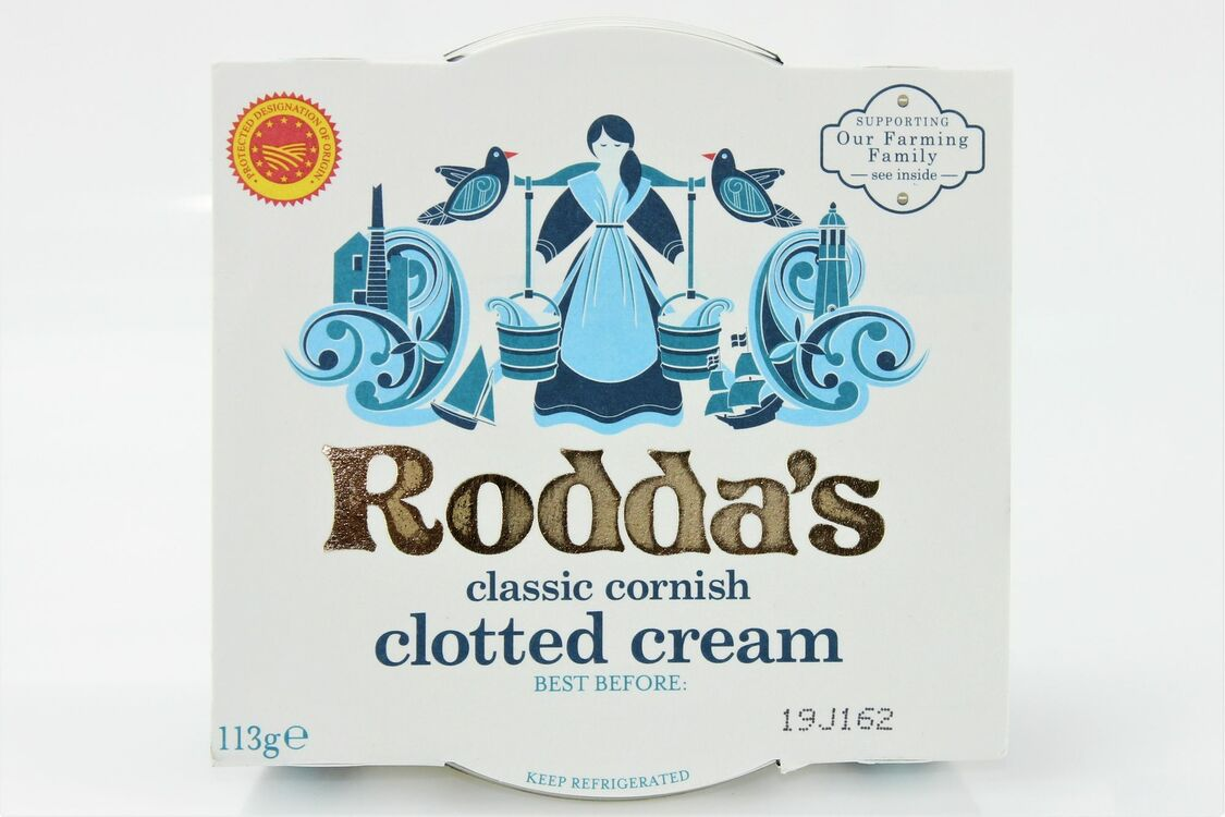 Rodda S Clotted Cream 113g Only 3 95