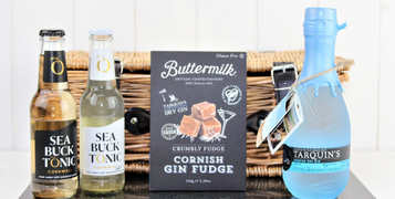 Why's Everyone Talking About Gin Flavoured Fudge?