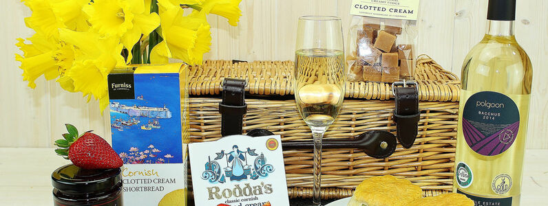 Welcome To Classic Cornish Hampers