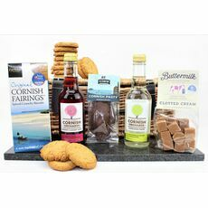 Alcohol Free Sweet Treats Cornish Hamper
