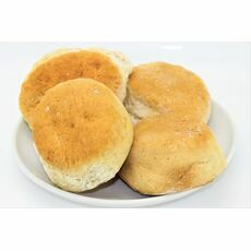 Chapel Bakery Plain Scones (Pack of 4)