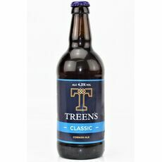 Treen's Brewery Classic Cornish Ale (ABV 4.3%)