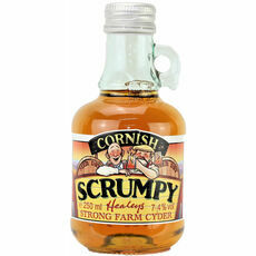 Healey\'s - Scrumpy Medium Dry  (Flagon ABV 7.4%)