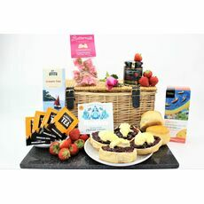 Classic Cornish Strawberry Cream Tea Hamper