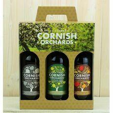 Cornish Orchards Connoisseurs Cider Trio
