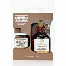 Cornish Orchards Farmhouse Flagon & Chutney