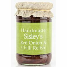 Sisley\'s Red Onion & Chilli Relish