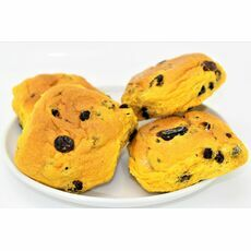 Chapel Bakery Saffron Buns (Pack of 4)