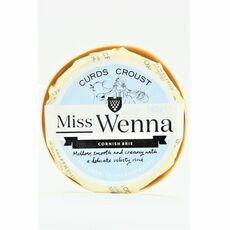 Curds & Croust Miss Wenna Cornish Brie