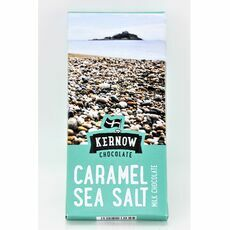 Kernow Caramel Sea Salt Milk Chocolate