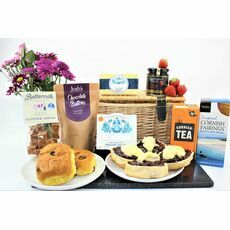Luxury Cornish Cream Tea Hamper