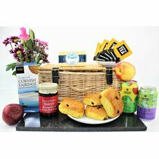 Cornish Country Afternoon Tea Hamper