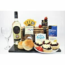 Special Cream Tea Valentine's Day Cornish Hamper