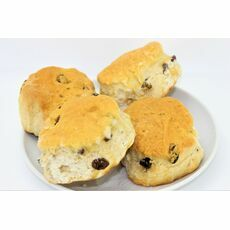 Chapel Bakery Fruit Scones (Pack of 4)