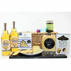 Classic Cornish Cheese Lunch Hamper