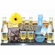 Classic Cornish Gin & Honeycomb Hamper