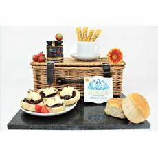Classic Cornish Cream Tea With Coffee Hamper