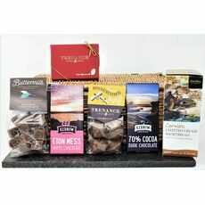 Cornish \'Chocolate Lovers Heaven\' Hamper