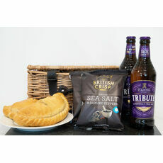 Classic Cornish Big Match Brunch Hamper