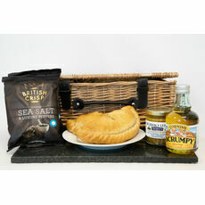 'A Hearty Cornish Pasty Party' Hamper