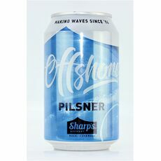 Sharp's Offshore Pilsner