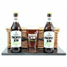 St Austell Brewery Proper Job & Branded Pint Glass Gift Set