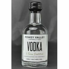 Fowey Valley Vodka Miniature