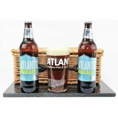 Sharp's Brewery Atlantic & Branded Pint Glass Gift Set