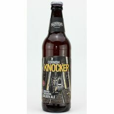 Skinner\'s Brewery Cornish Knocker Golden Ale (ABV 4.5%)