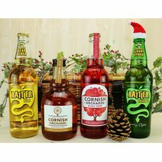 Cornish Choice Cider Hamper