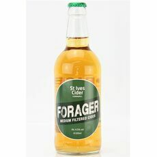 St Ives Forager Medium Filtered Cider (ABV 4.5%)