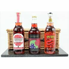 Cornish Berry Cider Trio Hamper