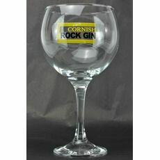 Cornish Rock Gin Glass