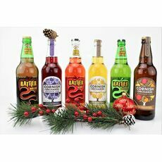 'Christmas Crackers' Festive Cider Box