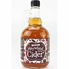 Haywood Farm Mulled Cider - 1 Litre Flagon (ABV 4.0%)