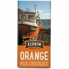 Kernow Orange Milk Chocolate