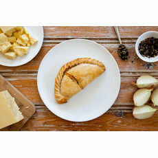 Cornish Premier Cheese & Onion Vegetarian Pasties (Box of 12)