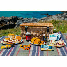 The Ultimate Cornish Picnic Hamper