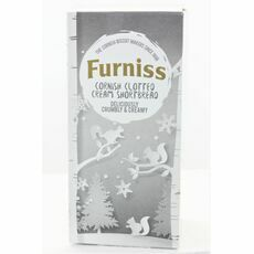 Furniss Christmas Clotted Cream Shortbread