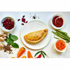 2 x Cornish Premier Spicy Mediterranean Vegan Pasties