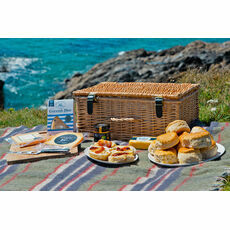 Cheese Lover's Cornish Picnic Hamper
