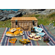 Classic Cornish Picnic Hamper