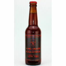 Castle Brewery - Hung, Drawn & Slaughtered (Barley Wine - ABV 10%)