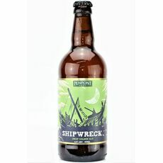 Penpont Brewery Shipwreck Golden Ale (ABV 4.4%)