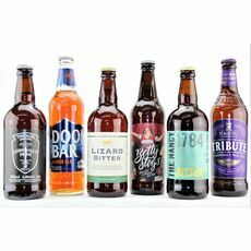 \'Six Of The Best\' A Knockout Cornish Beer Gift Box