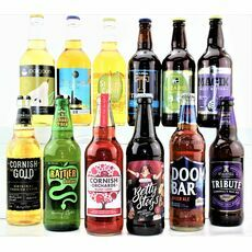 \'A Marriage Of Flavours\' - 6 Cornish Ciders & 6 Cornish Beers