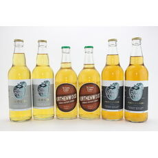 'Apples From St Ives Sextet' Cider Gift Box