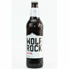 Sharp's Wolf Rock Red IPA (4.8%)